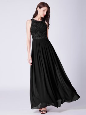 e780a4707c00b Product Image Ever-Pretty Womens Elegant Lace Sleeveless Floor Length Formal  Evening Prom Ball Gown Party Gala