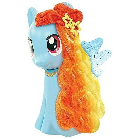 My Little Pony Rainbow Dash Styling Head](Ponies Rainbow Dash)