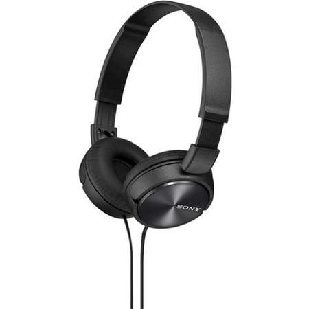 Sony Over The Head Headset - Sony MDRZX310AP ZX Series Headband Stereo Headset