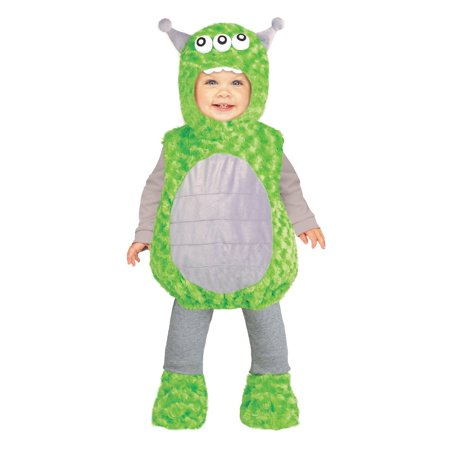 Lil' Alien Infant Costume (Quick Alien Costume)
