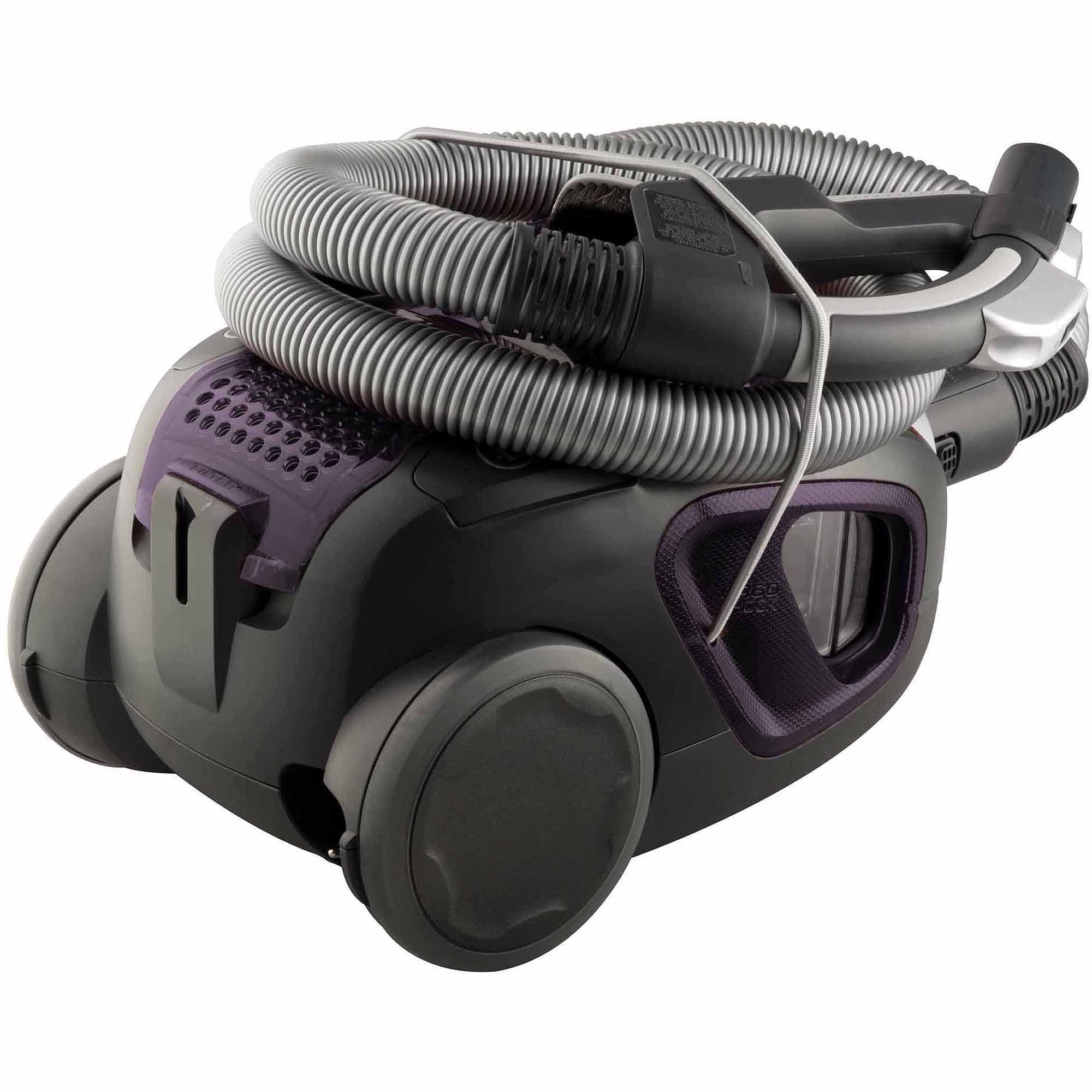 electrolux ultraactive deepclean bagless canister vacuum el4305az walmartcom - Electrolux Canister Vacuum