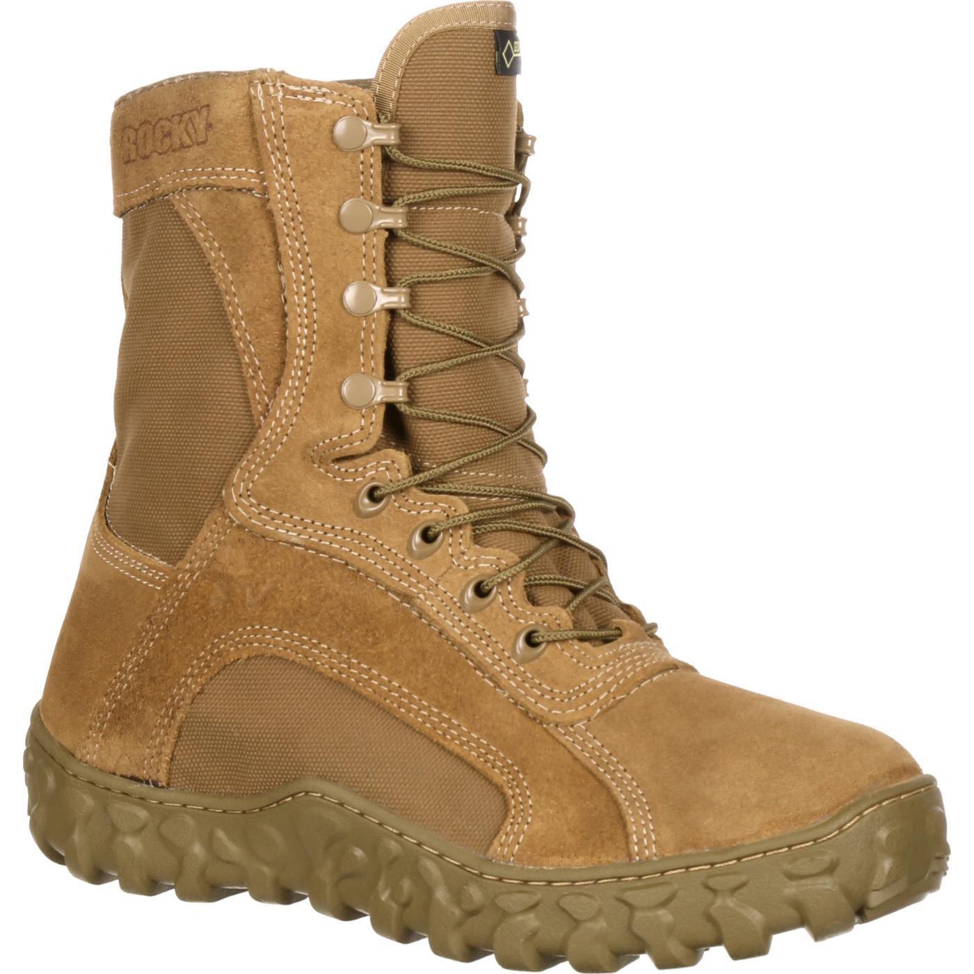 Rocky FQ00104-1 S2V GORE-TEX Waterproof Insulated Tactical Military Boot by