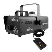 Chauvet DJ Hurricane 1400 Special Effects Fog Smoke Machine w/ Remote | H1400