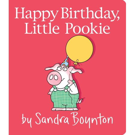 Happy Birthday Little Pookie (Board Book) (Happy Birthday Scriptures)