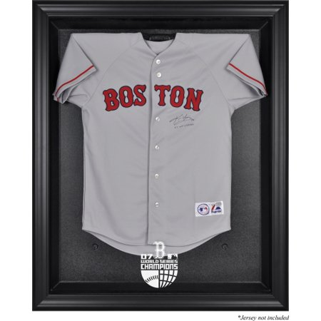 new arrivals 618bc 3e763 Boston Red Sox Fanatics Authentic 2007 World Series Champions Black Framed  Logo Jersey Display Case - No Size