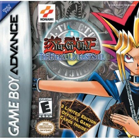 Game Boy Advance Gba Box - Yu-Gi-Oh! The Eternal Duelist Soul - Nintendo Gameboy Advance GBA (Refurbished)