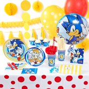 Sonic the Hedgehog Super Deluxe Party Pack
