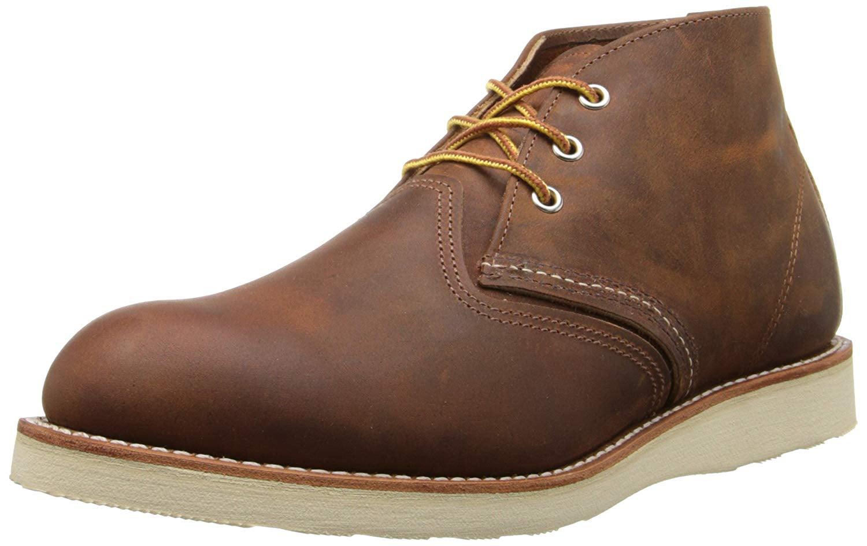 Chukka Copper Rough \u0026 Tough Boots