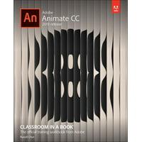Classroom in a Book (Adobe): Adobe Animate CC Classroom in a Book (2019 Release) (Paperback)