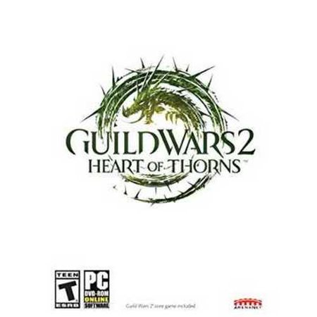 Image of Guild Wars 2, Heart of Thorns - PC Guild Wars 2, Heart of Thorns Edition