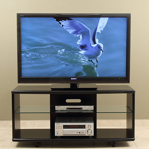 Transdeco International 55'' TV Stand