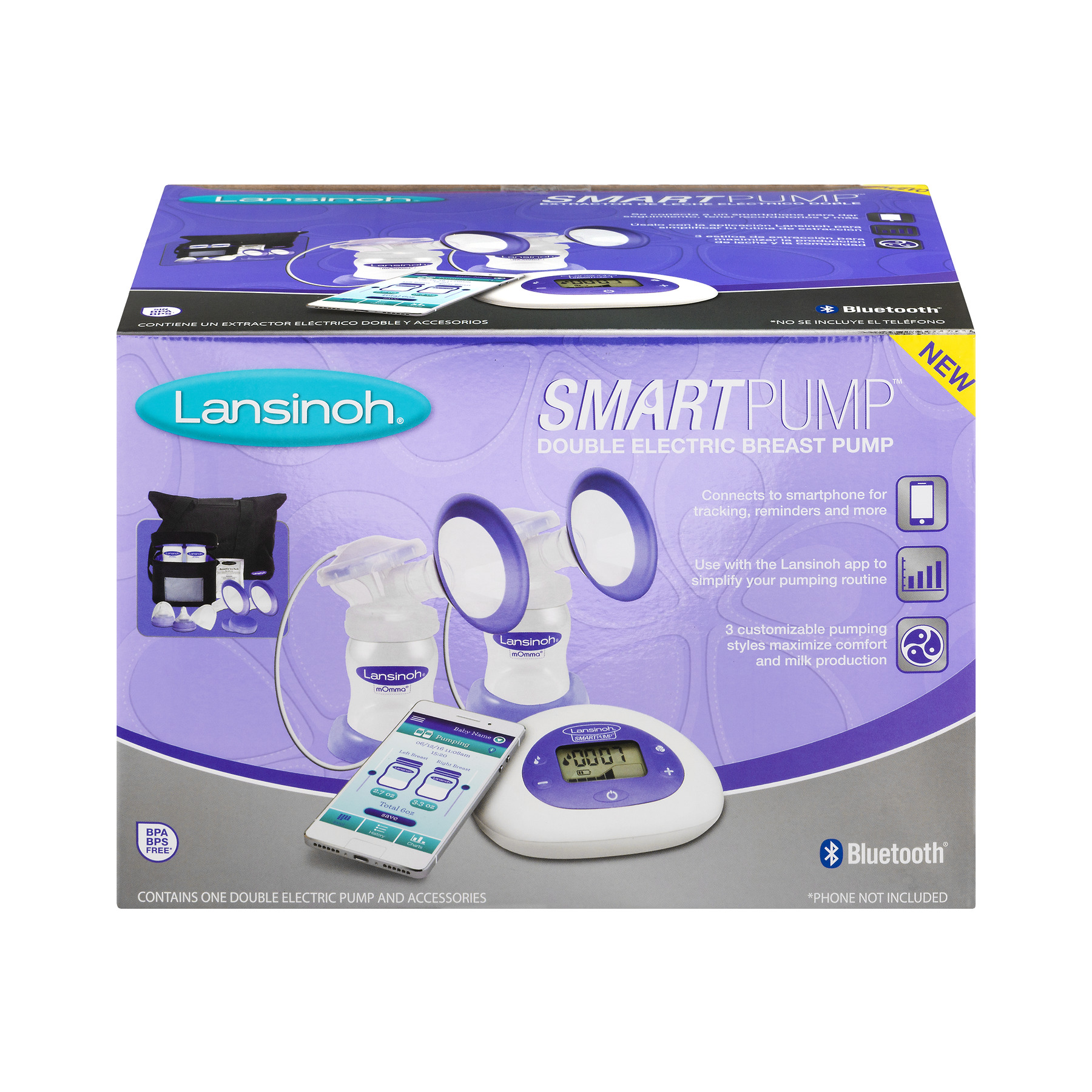 Lansinoh® Smartpump™ Double Electric Breast Pump