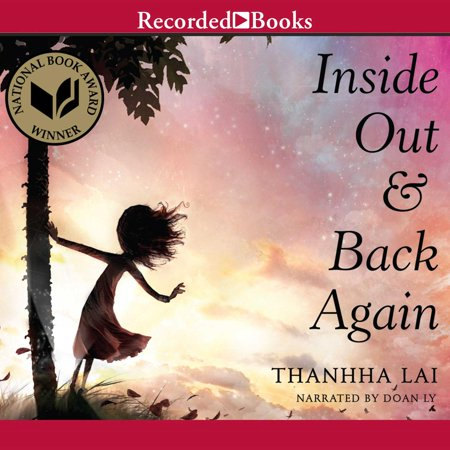 Inside Out and Back Again - Audiobook