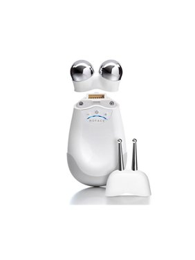 NuFace Trinity Facial Toning Device + Trinity ELE Attachment Set