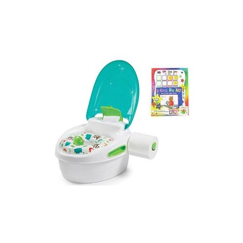 Summer Infant Step By Step Potty With Potty Training Chart
