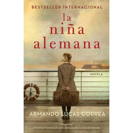 La niña alemana (The German Girl Spanish edition) : Novela - Spanish Beauty Girls
