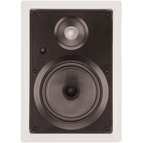 "Architech Prestige PS-602 6.5"" Kevlar In-Wall Speakers"