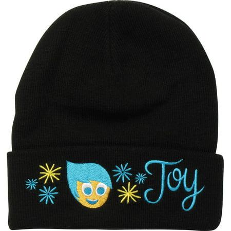 Inside Out Joy Cuff Beanie](Inside Out Joy)