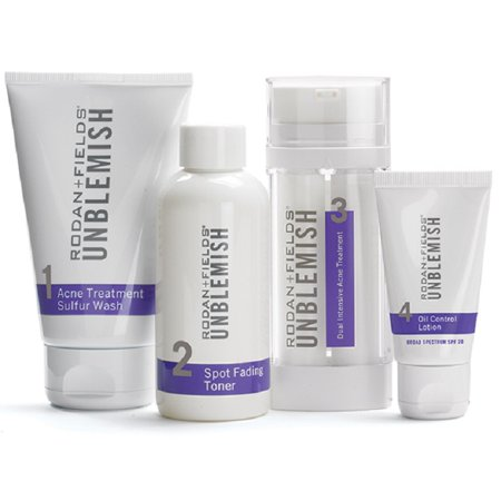 Rodan and Fields Unblemish Regimen for Acne and Post Acne Marks, (Rodan And Fields Redefine Hand Treatment Reviews)