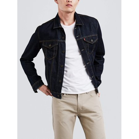 - Levi's Men's Denim Trucker Jacket