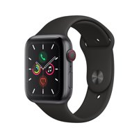 Apple Watch Series 5 GPS + Cellular - 44mm - Sport Band Aluminum Case