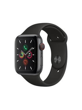Apple Watch Series 5 GPS + Cellular - 44mm - Sport Band Aluminum Case