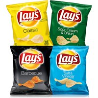 Lay's Potato Chip Variety Snack Pack, 40 Count