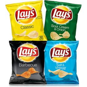 Lay's Classic Potato Chips Family Size, 10 5 Oz