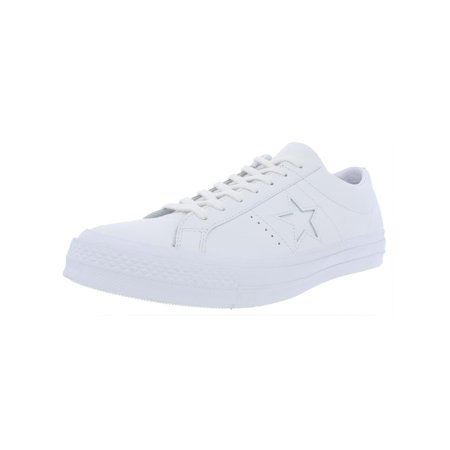 Converse Mens One Star Ox Leather Cushioned Skate Shoes](Specialty Converse)