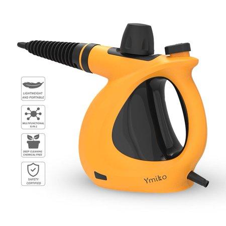 Handheld Steam Cleaner, Ymiko Multi-Purpose Pressurized Steam ...