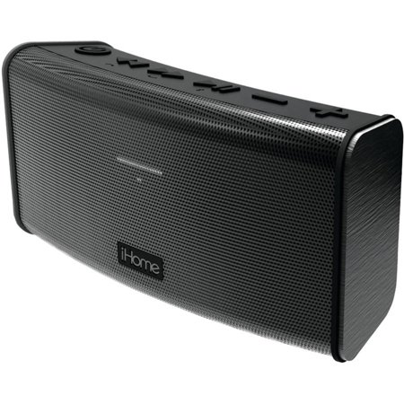Ihome rechargeable splashproof stereo bluetooth speaker for Ihome speaker