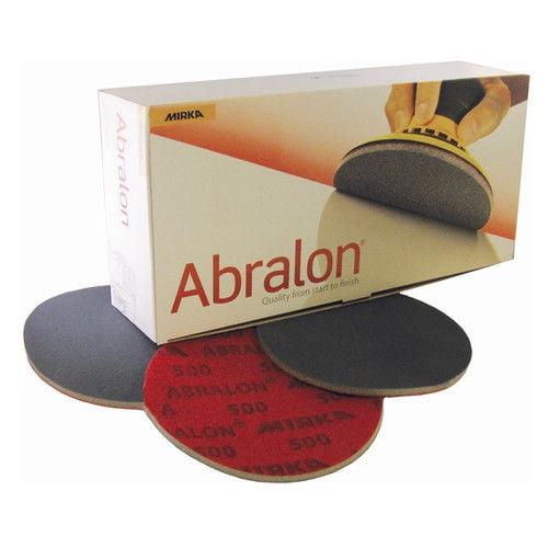 Mityvac 8A-241-2000 2000 Grit Abralon 6 in. Discs by Mirka Abrasives