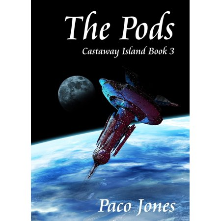 The Pods: Castaway Island Book 3 - eBook