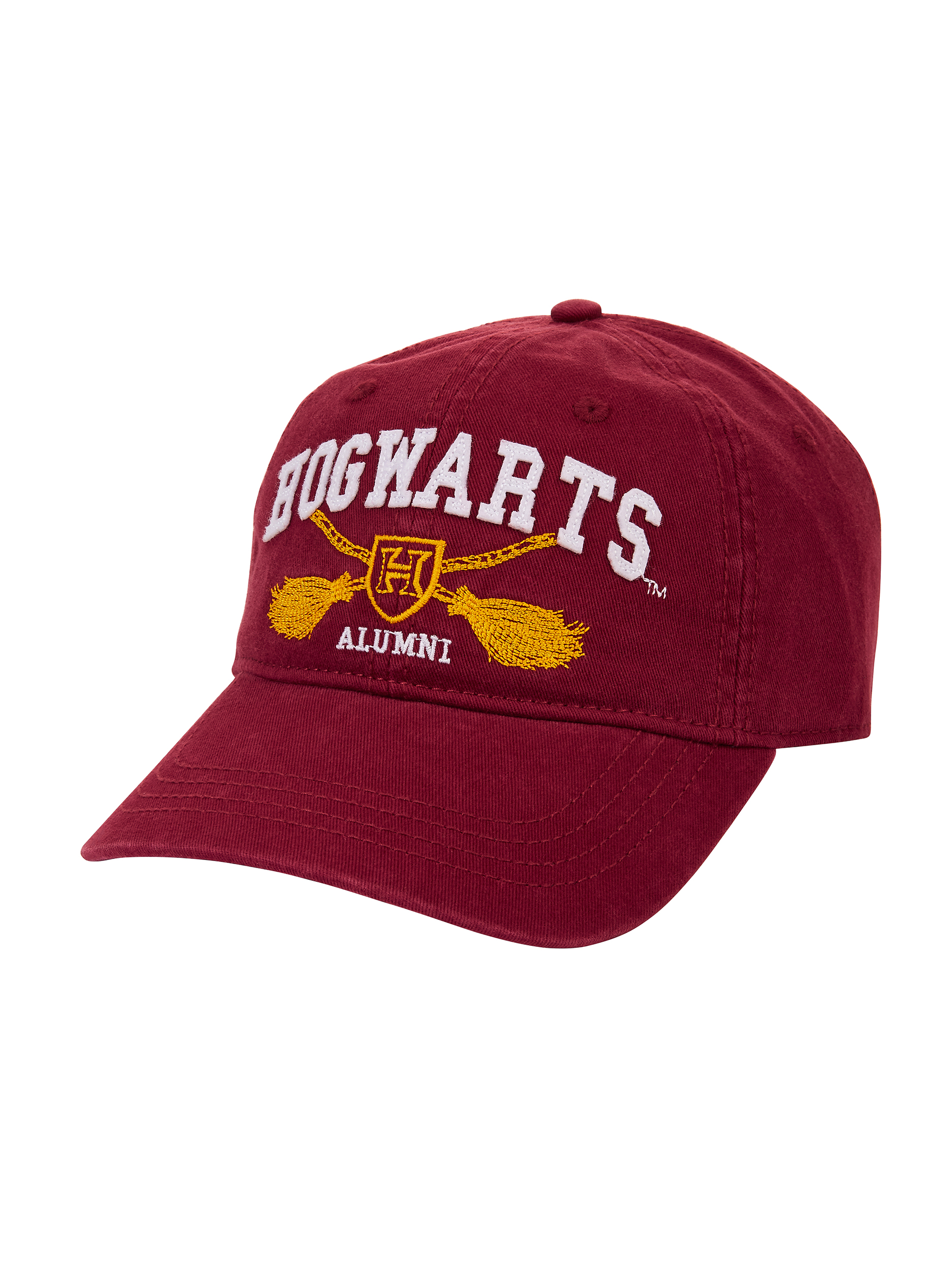 Harry Potter Hogwarts Alumni Maroon Dad Cap