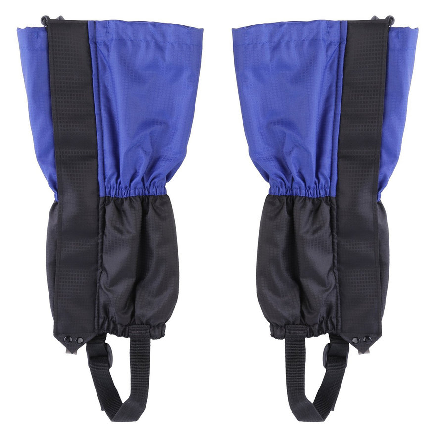 Children Waterproof Breathable Gaiters Outdoor Protective Leg Feet Cover