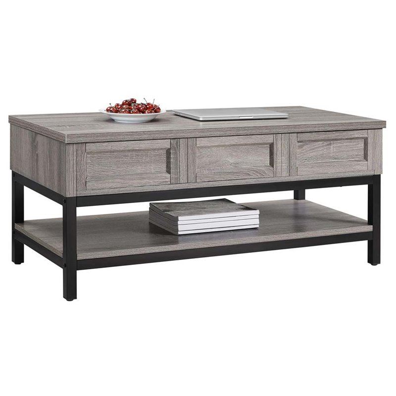 Ameriwood Home Barrett Lift Up Coffee Table Deals Coupons Reviews