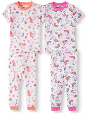 ad4426902 Toddler Girls Pajamas   Robes - Walmart.com
