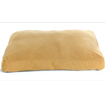 Snuggle Terry Suede Deluxe Pillow Xl Walmart Com
