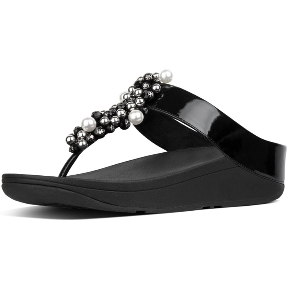 FitFlop Womens Deco Economical, stylish, and eye-catching shoes