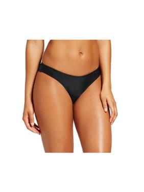 f48129129 Product Image Xhilaration Women High Leg Scoop Waist Bikini Bottom
