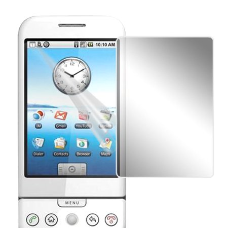 Unique Bargains Clear LCD Screen Film Protector For T-Mobile HTC Google G1