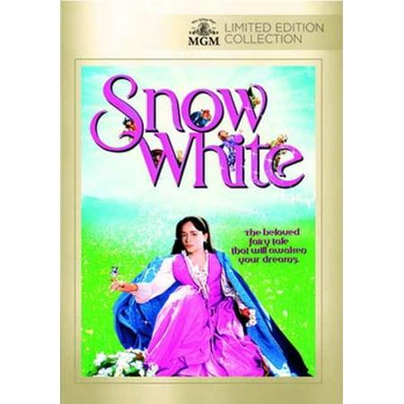 - Snow White (DVD)