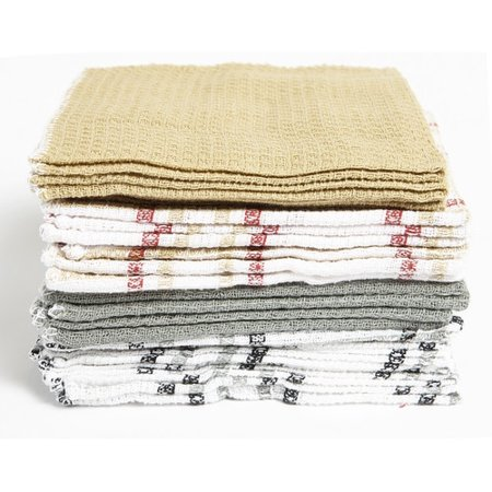Darby Home Co Waffle Cotton Dish Cloth Set