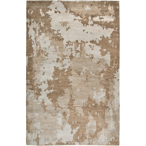 Rizzy Home Avant-Garde Hand-Knotted Area Rug 5 Ft. 6 In. X 8 Ft. 6 In. Camel Model AVGAG276004125686