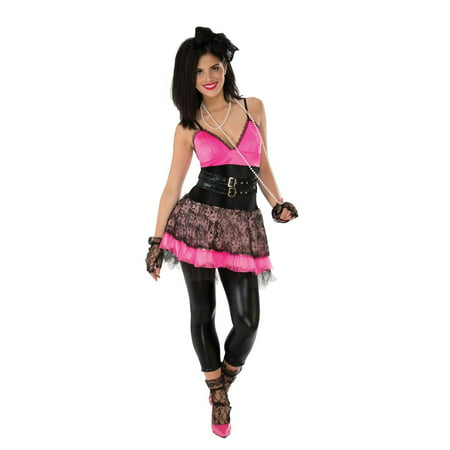 Halloween Totally 80's Adult (Totally 80's Costume Ideas)