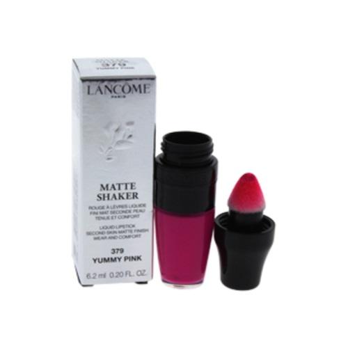 Matte Shaker Liquid Lipstick - # 379 Yummy Pink by Lancome for Women - 0.2 oz Lipstick - image 1 of 2