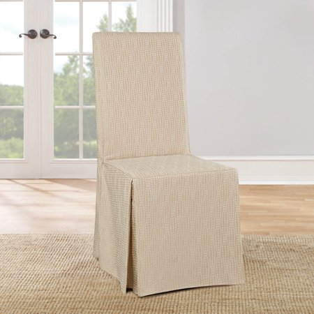Prime Sure Fit Strand Waverly Dining Chair Slipcover Walmart Com Inzonedesignstudio Interior Chair Design Inzonedesignstudiocom