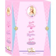 Barbie Fantasy Tales Collection (The Nutcracker   Rapunzel   Swan Lake) by