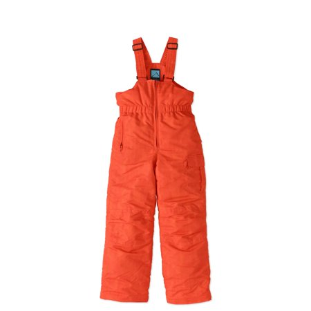 Iceburg Boys' Long Pant Snow Bib