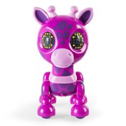 Zoomer Zupps Safari, Gigi - Interactive Giraffe with Lights, Sounds and Sensors, Walmart Exclusive